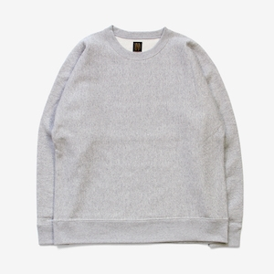 LOOPWHEEL KNITYARN CREW NECK SWEAT