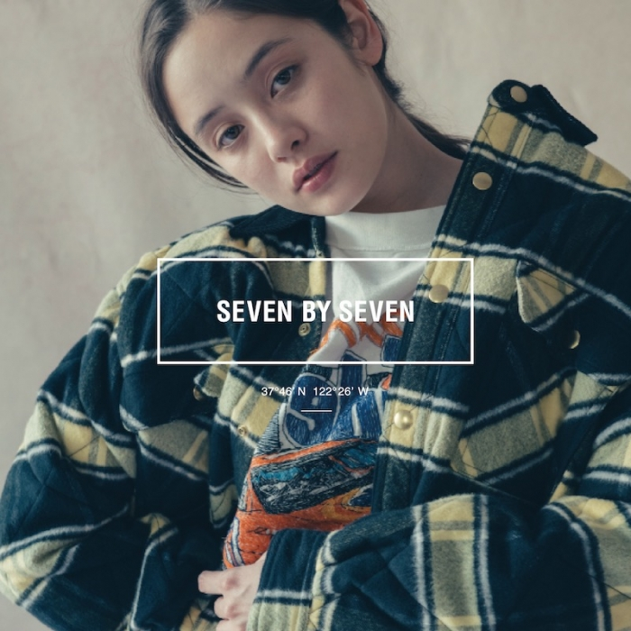 SEVEN BY SEVEN POP-UP STORE / HOLY NIGHT LIVE