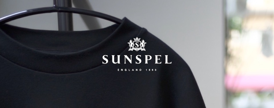 SUNSPEL 4DICE SUVIN GIZA COTTON S/S TEE