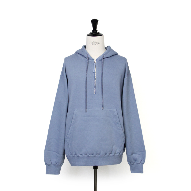 scullies hoody blue tone トーン dice dice online store