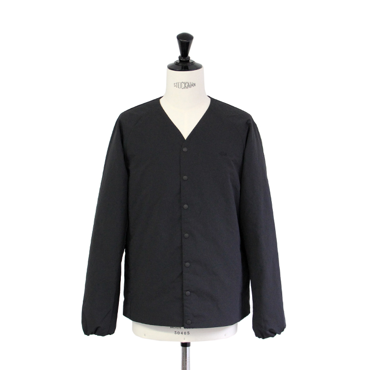 THE NORTH FACE PURPLE LABEL / Down Cardigan/BLACK