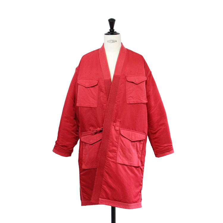 maharishi / HAN FIELD COAT JNT/RED