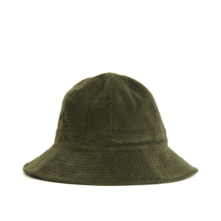 YAECA(MEN) / HAT - LOW/DRAB