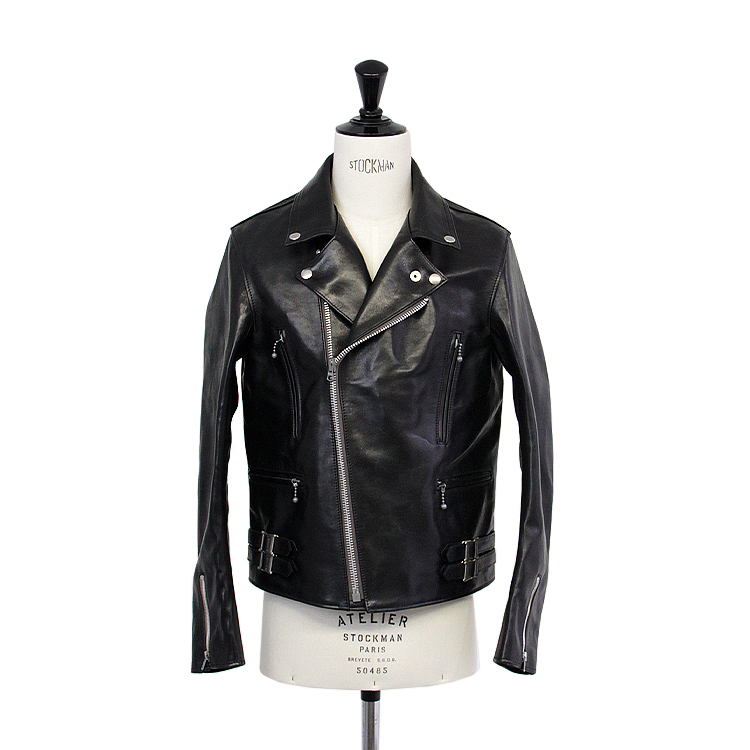 ADDICT CLOTHES / HORSEHIDE DOUBLE RIDERS JACKET