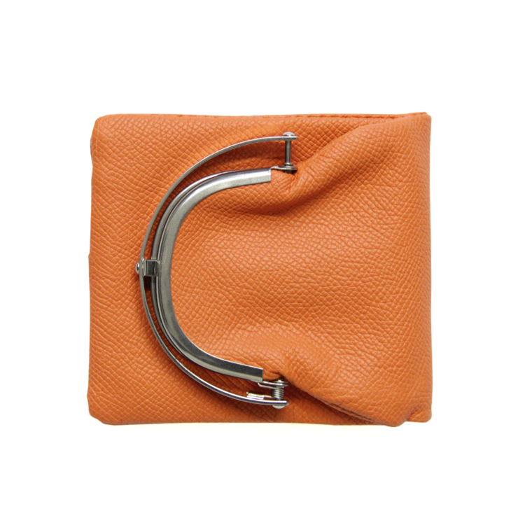ED ROBERT JUDSON / HALF WALLET/ORANGE