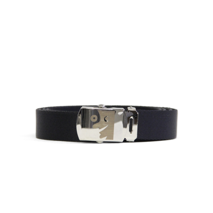 ITTI / BAG BOY GASHA BELT/25mm/BLACK