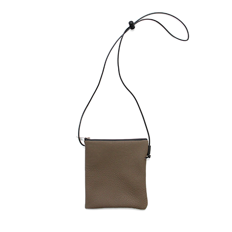ITTI / MARY VERY COMPACT SHOULDER-S.CALF/TAUPE