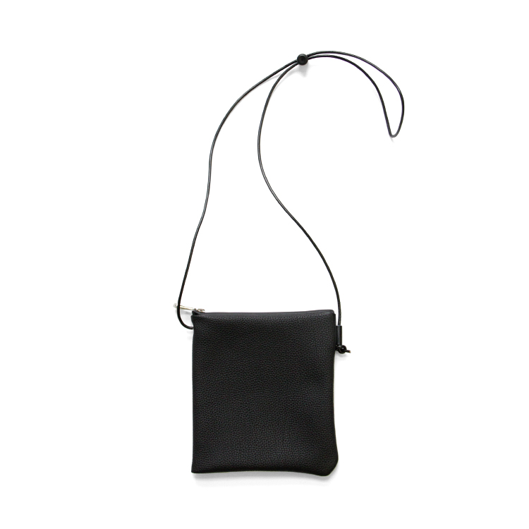 ITTI / MARY VERY COMPACT SHOULDER-S.CALF/BLACK