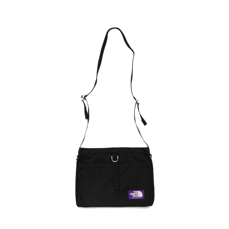 THE NORTH FACE PURPLE LABEL / Small Shoulder Bag/BLACK