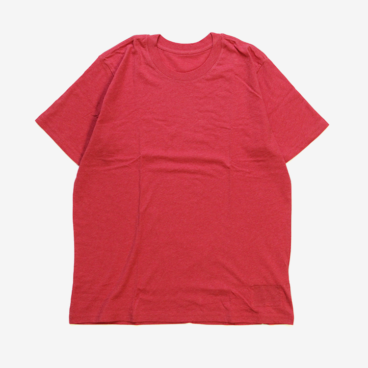 THE INOUE BROTHERS... / Crew Neck T-Shirt / RED