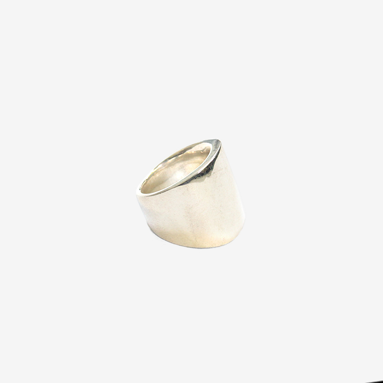 Garden of eden / TAPERED RING / VINTAGE STYLE