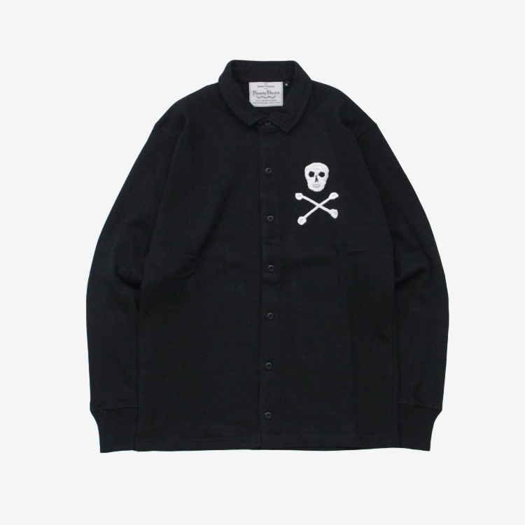 ROWING BLAZERS / SKULL RUGBY OVER SHIRT