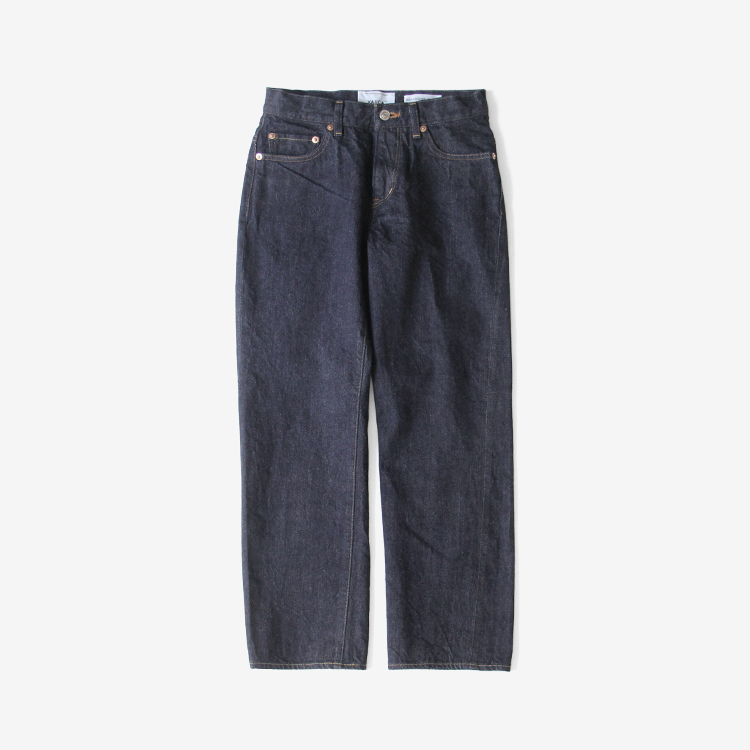 YAECA(WOMEN) / PIPED STEM DENIM(3-13W)