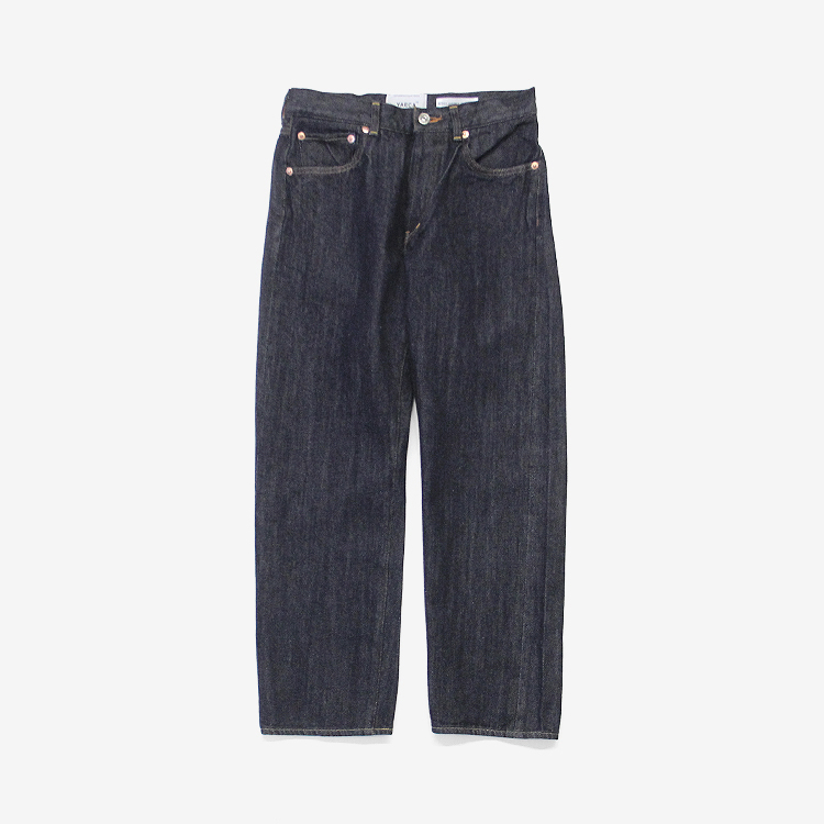YAECA(WOMEN) / STRAIGHT DENIM(4-12W)