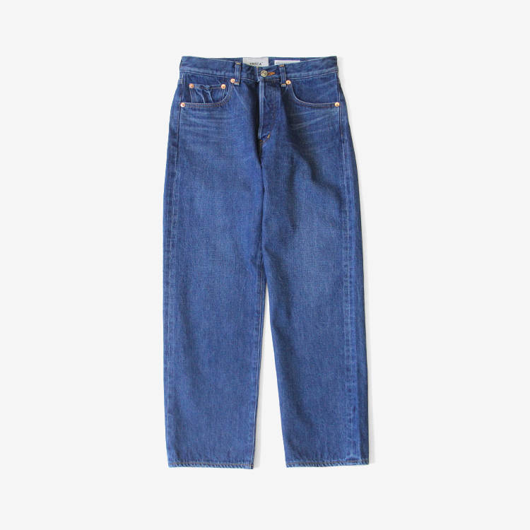 YAECA(WOMEN) / STRAIGHT DENIM(4-13U) / BLUE