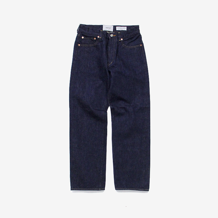 YAECA(WOMEN) / STRAIGHT DENIM(4-13WW)