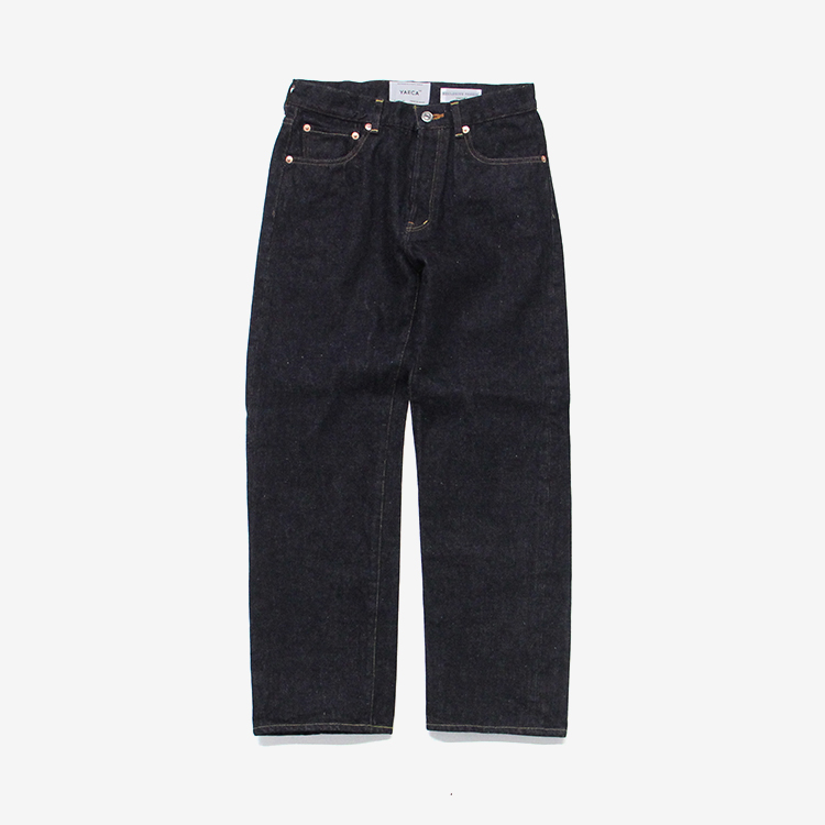 YAECA(WOMEN) / STRAIGHT DENIM(4-14W)