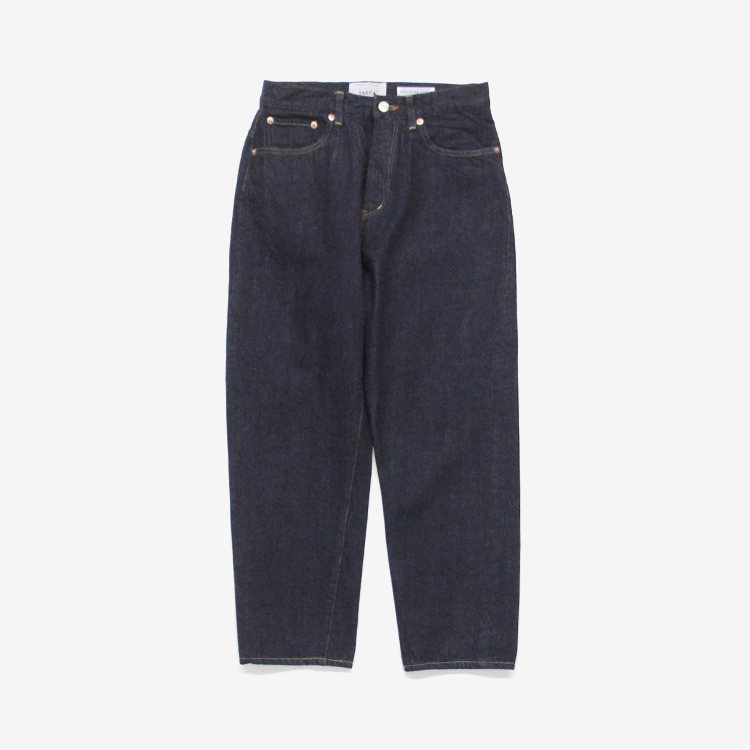 YAECA(WOMEN) / CROPPED DENIM(5-13W)