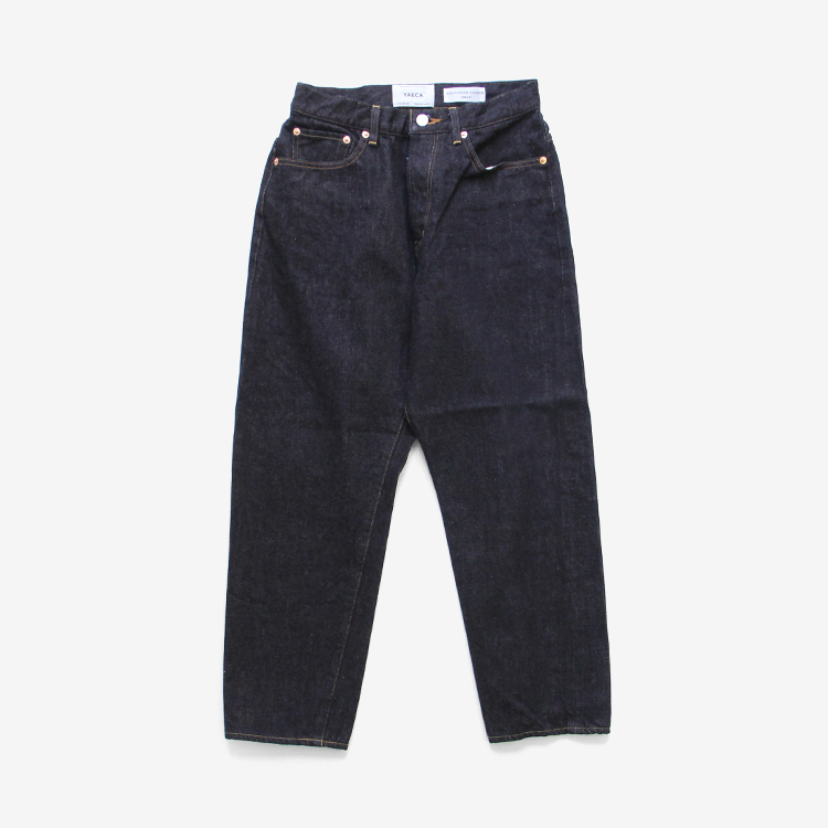 YAECA(WOMEN) / CROPPED DENIM(5-14W)