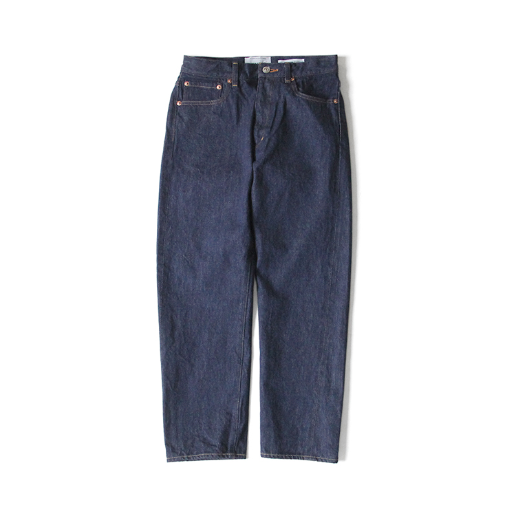 YAECA(WOMEN) / SLIM TAPERED DENIM(6-13WW)