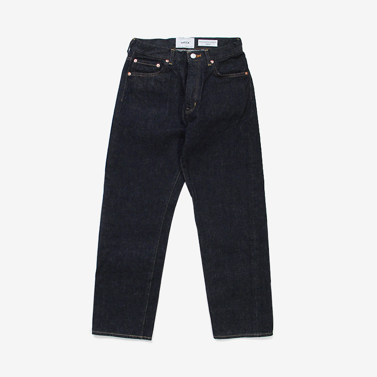 YAECA(WOMEN) / SLIM TAPERED DENIM(6-14W)