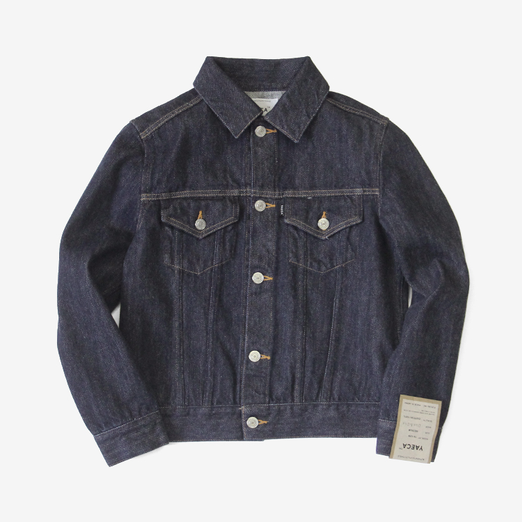 YAECA(WOMEN) / DENIM JACKET(16-12W)