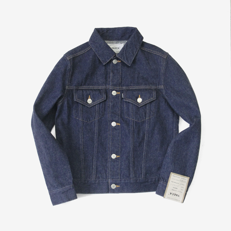 YAECA(WOMEN) / DENIM JACKET(16-13WW)