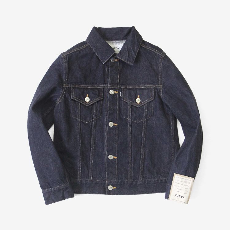 YAECA(WOMEN) / DENIM JACKET(16-13W)