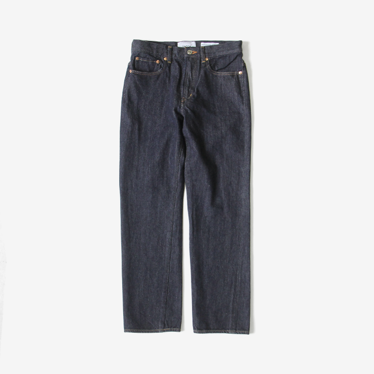YAECA(MEN) / PIPED STEM DENIM(1-12W)