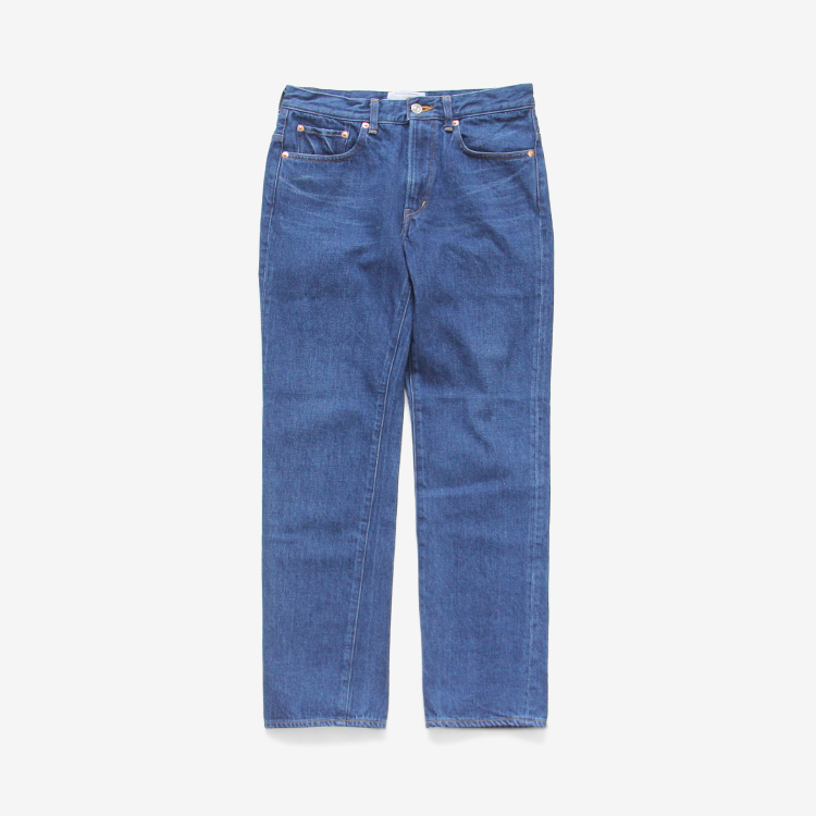 YAECA(MEN) / PIPED STEM DENIM(1-13U) / BLUE