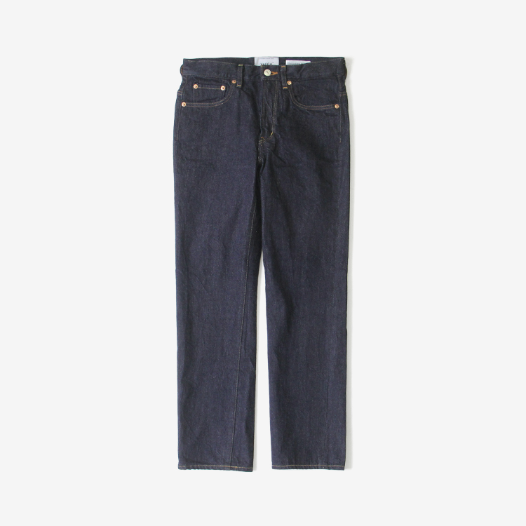 YAECA(MEN) / PIPED STEM DENIM(1-13W)