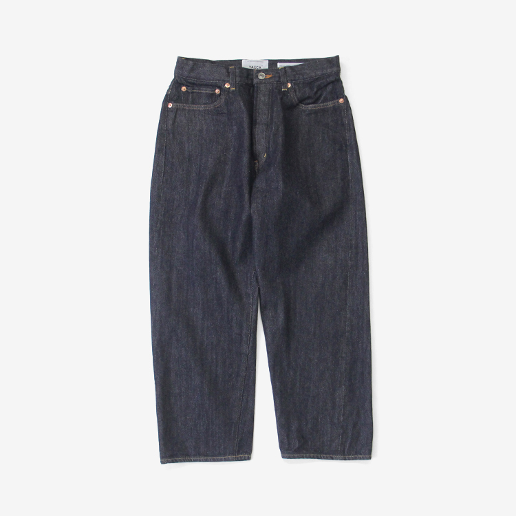 YAECA(MEN) / CROPPED DENIM(2-12W)