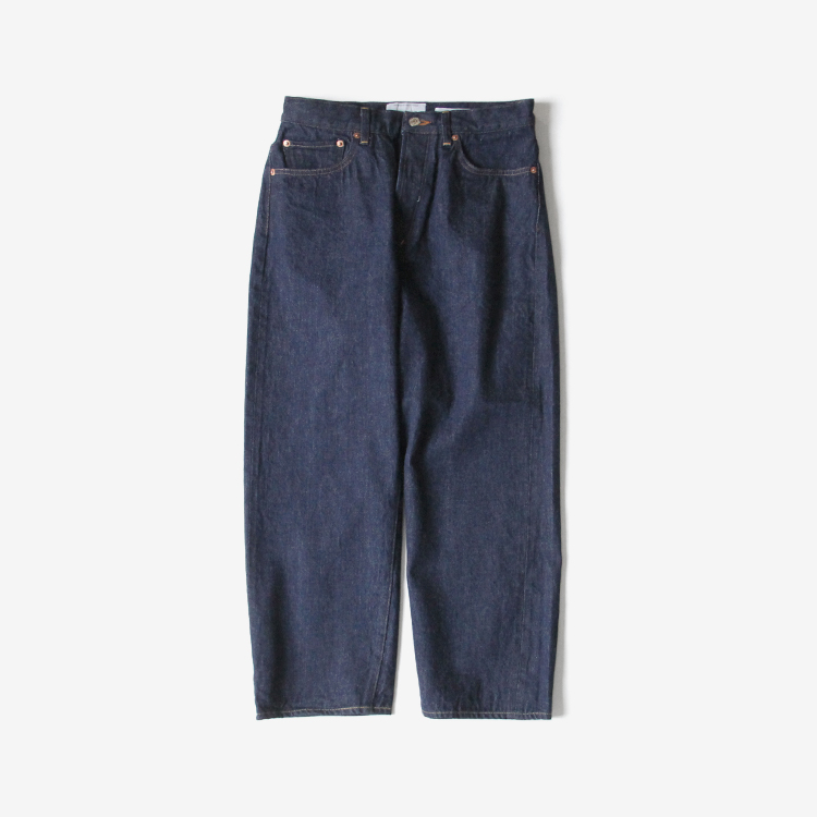 YAECA(MEN) / CROPPED DENIM(2-13WW)