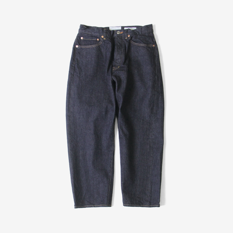 YAECA(MEN) / CROPPED DENIM(2-13W)