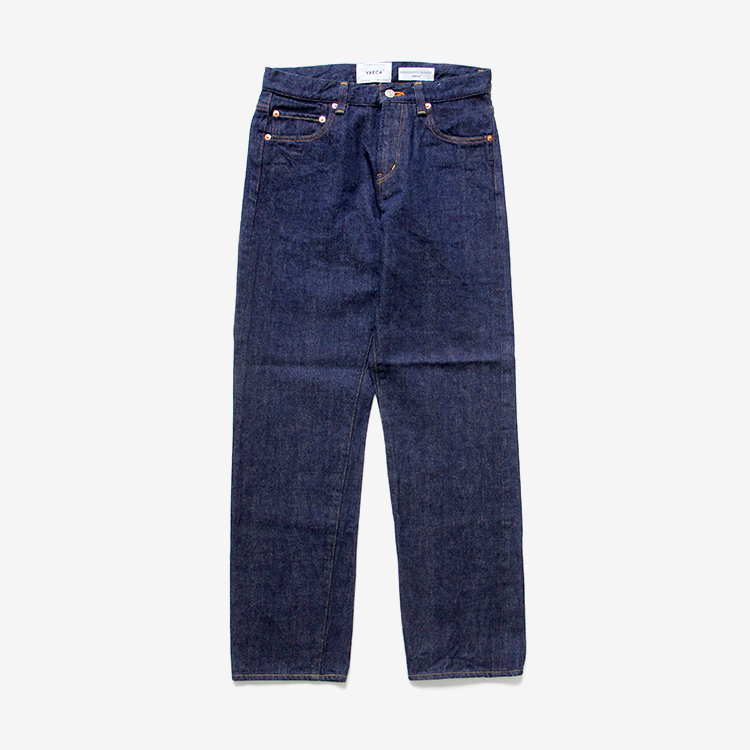 YAECA(MEN) / STRAIGHT DENIM(8-13WW)