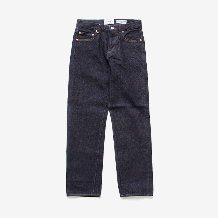 YAECA(MEN) / STRAIGHT DENIM(8-14W)