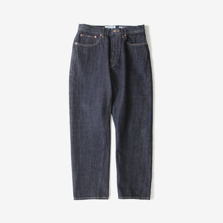 YAECA(MEN) / WIDE TAPERED DENIM(10-12W)