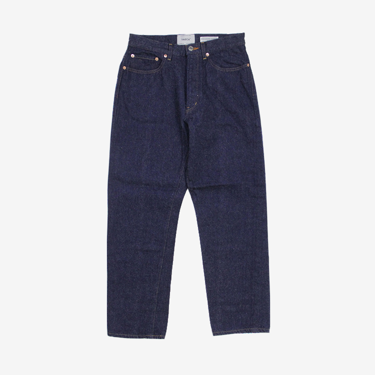 YAECA(MEN) / WIDE TAPERED DENIM(10-13WW)