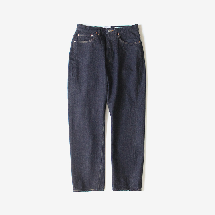 YAECA(MEN) / WIDE TAPERED DENIM(10-13W)