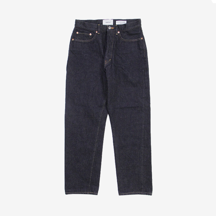 YAECA(MEN) / WIDE TAPERED DENIM(10-14W)