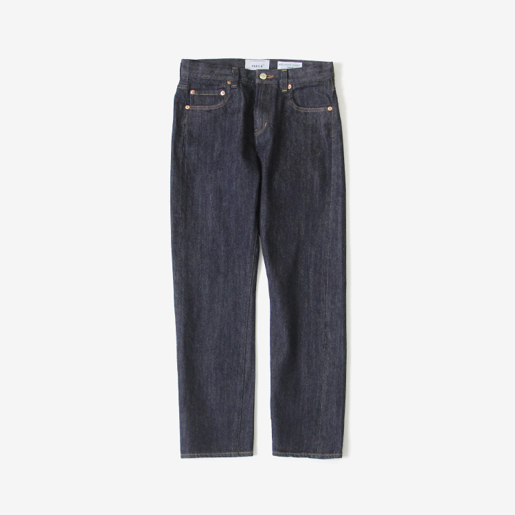 YAECA(MEN) / STANDARD SLIM DENIM(12-12W)