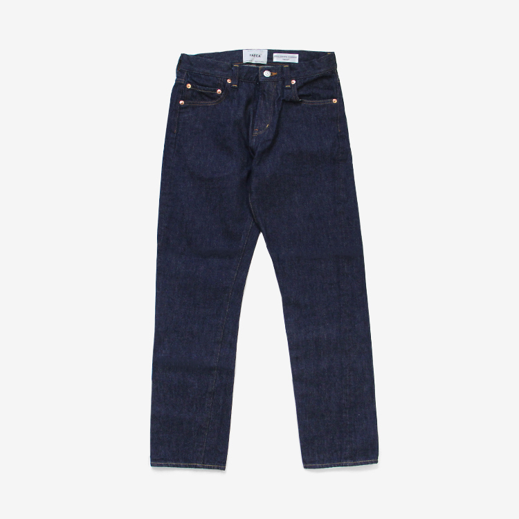 YAECA(MEN) / STANDARD SLIM DENIM(12-13WW)