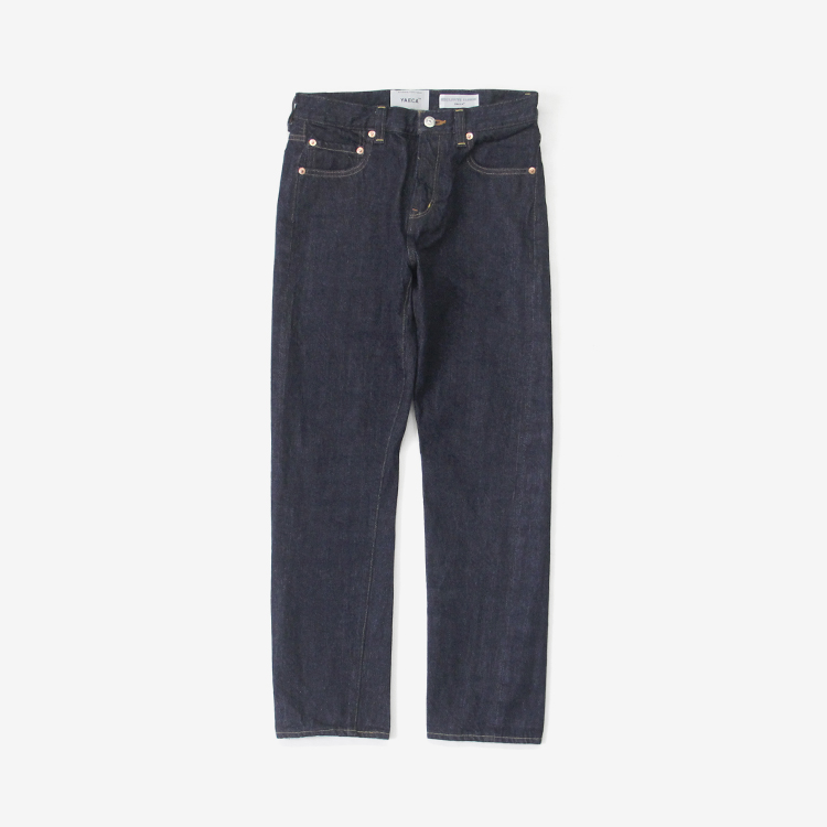 YAECA(MEN) / STANDARD SLIM DENIM(12-13W)