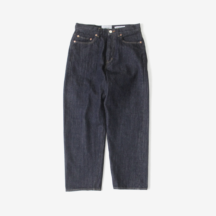 YAECA(MEN) / WIDE STRAIGHT DENIM(13-12W)