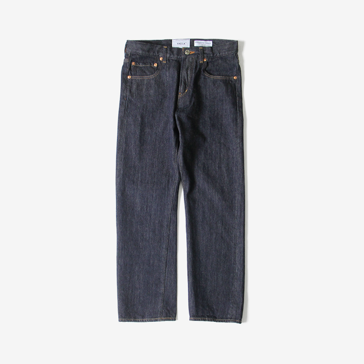 YAECA(MEN) / STANDARD DENIM(15-12W)