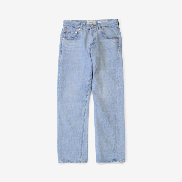YAECA(MEN) / STANDARD DENIM(15-13U) / L.BLUE