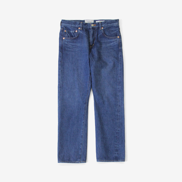 YAECA(MEN) / STANDARD DENIM(15-13U) / BLUE