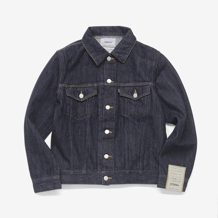 YAECA(MEN) / DENIM JACKET(18-12W)