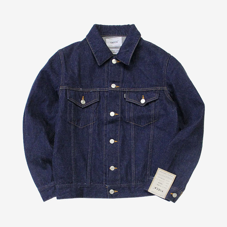 YAECA(MEN) / DENIM JACKET(18-13WW)