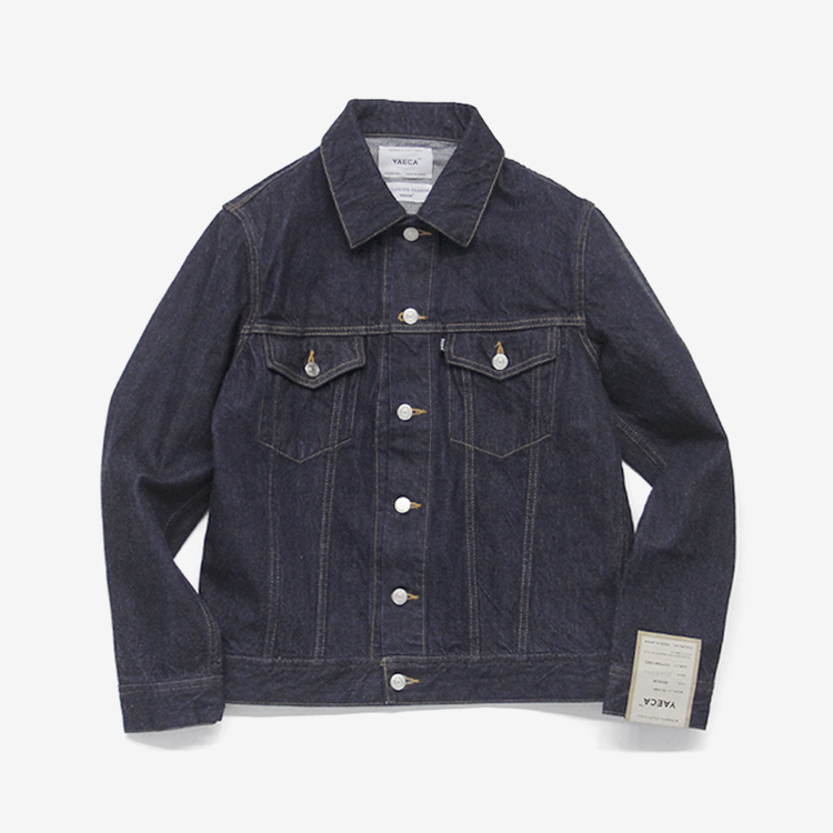 YAECA(MEN) / DENIM JACKET(18-13W)